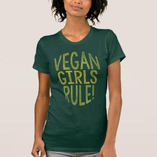 Vegan Girls Rule! T-Shirt
