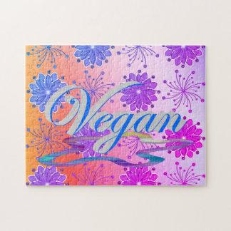 Vegan Jigsaw Puzzle