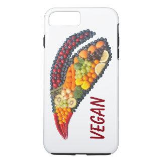Vegan leaf iPhone 8 plus/7 plus case