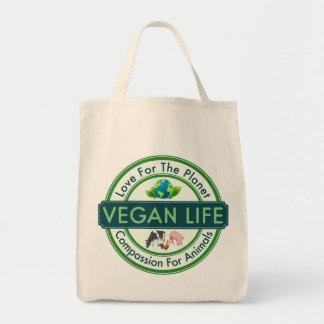 Vegan Life Grocery Tote