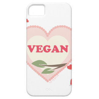 Vegan Love iPhone 5 Case