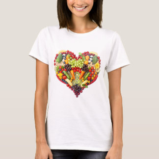 Vegan Love -  your Heart T-Shirt