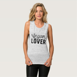 Vegan Lover Tank Top