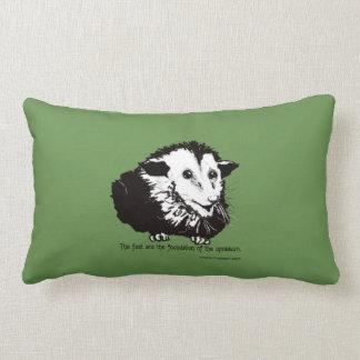 Vegan Lumbar Pillow