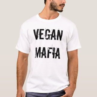 """Vegan Mafia"" t-shirt"