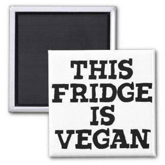Vegan Magnet - This Fridge Is Vegan