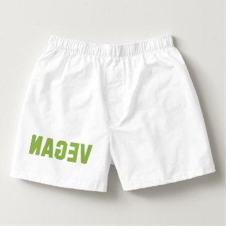 VEGAN (Mirror Image) Boxers