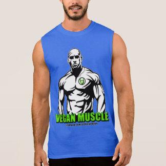 Vegan Muscle Apparel Sleeveless Shirt