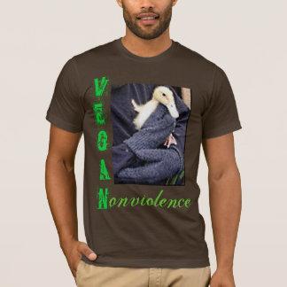Vegan = nonviolence T-Shirt