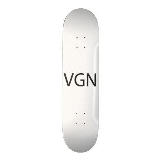 Vegan -or- Vegetarian.ai Skate Deck