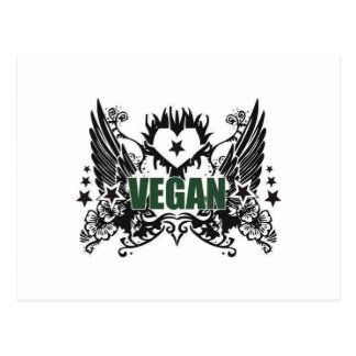 Vegan Postcard
