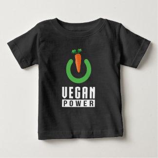 Vegan Power Baby T-Shirt