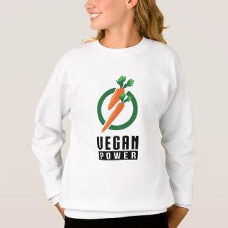 Vegan Power Sweatshirt