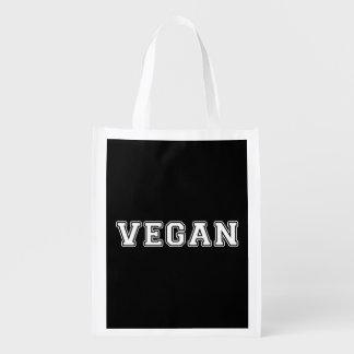 Vegan Reusable Grocery Bag
