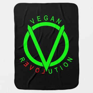 Vegan Revolution Baby Blanket