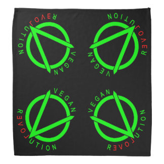 Vegan Revolution Bandana