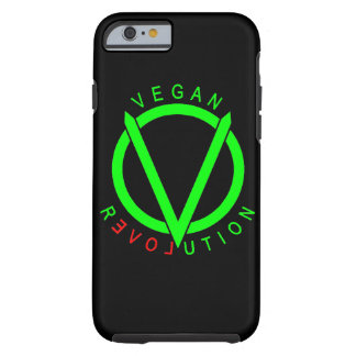 Vegan Revolution iPhone Case