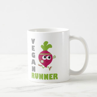 Vegan Runner - Beet Coffee Mug