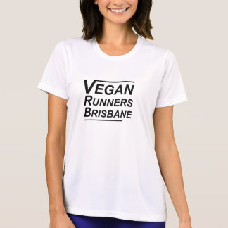 Vegan Runners Brisbane Women's T-Shirt