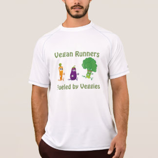 Vegan Runners - Fueled by Veggies T-Shirt