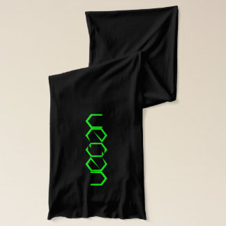 Vegan Scarf by ConradicalVegan