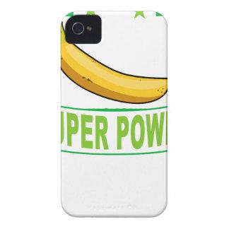 VEGAN SUPER POWER . iPhone 4 Case-Mate CASES