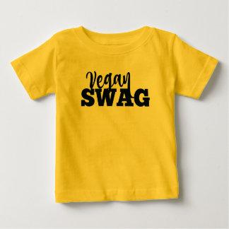 VEGAN SWAG baby jersey Tee Shirts