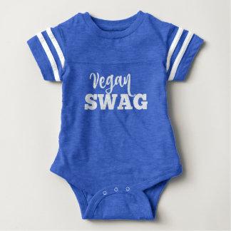 vegan swag baby jumper baby bodysuit