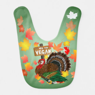 VEGAN THANKSGIVING BIB