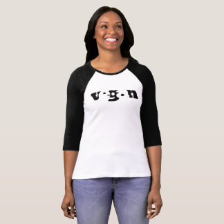 VEGAN (vegans) T-Shirt