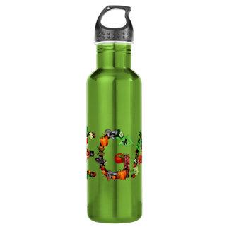 Vegan Vegetables 710 Ml Water Bottle
