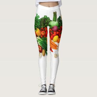 VEGAN veggie leggings
