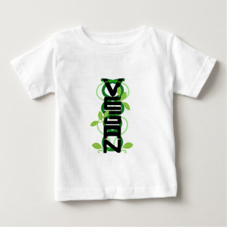 Vegan Vertical Baby T-Shirt