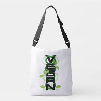Vegan Vertical Tote Bag