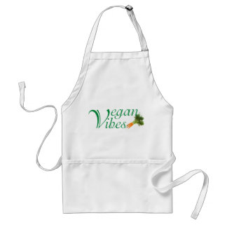 Vegan vibes standard apron