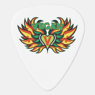 Vegan Wings Guitar Pick