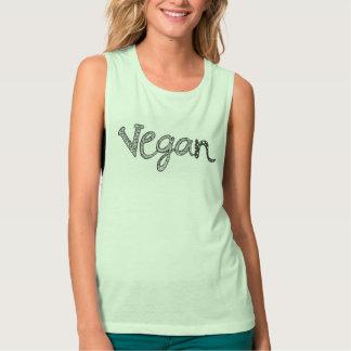 Vegan Zen. Tank Top