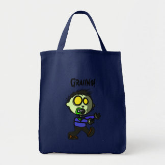 Vegan Zombie Tote bag