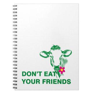 Veganism Notebook