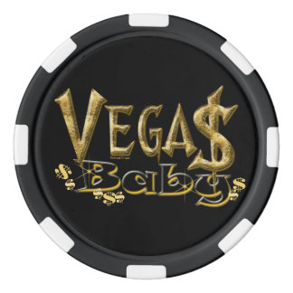 Vegas Baby Poker Chips