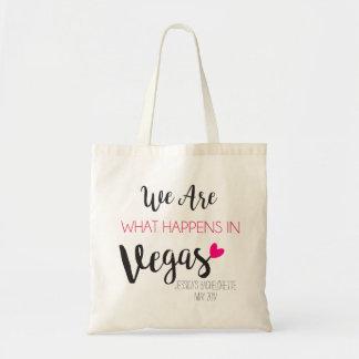Vegas Bachelorette Gift Bag Tote