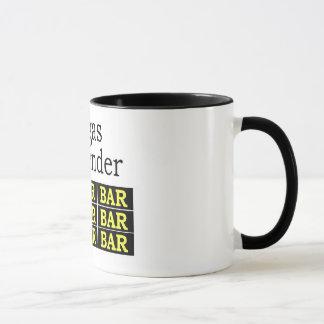 Vegas Bartender Mug