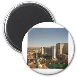 Vegas Day Magnet