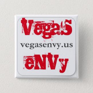 Vegas Envy 2 Inch Square Button