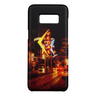 Vegas Nightlife - Las Vegas Nevada Case-Mate Samsung Galaxy S8 Case