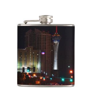 Vegas Paradise Road Hip Flask
