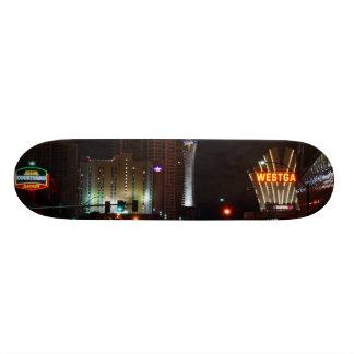 Vegas Paradise Road Skateboard Deck