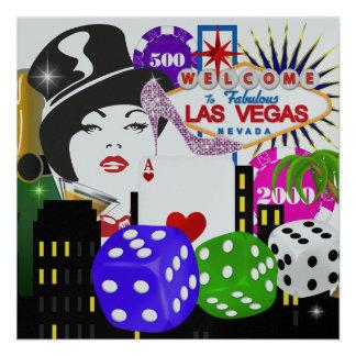 Vegas Party - Casino / Poker - SRF Custom Invitation
