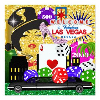 Vegas Party - Casino / Poker - SRF Custom Announcements