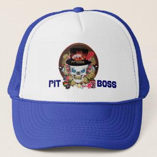 Vegas Pit Boss 1 All styles View Hints Below Trucker Hat